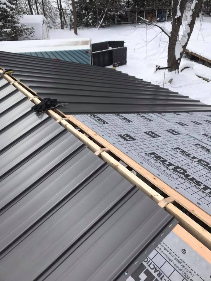 Metal Roofing Brentwood Roofing